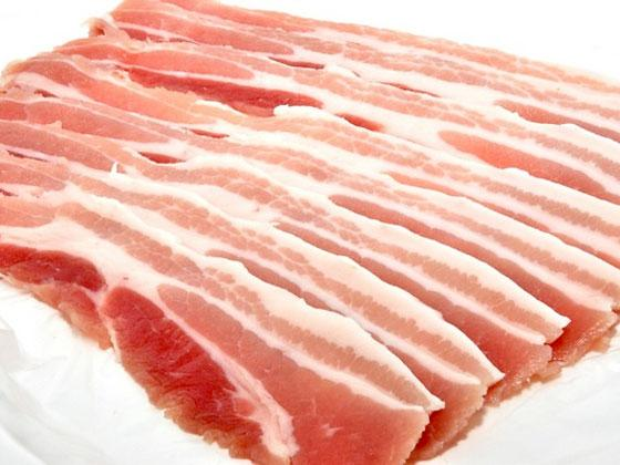 Bacon – recipe ingredient