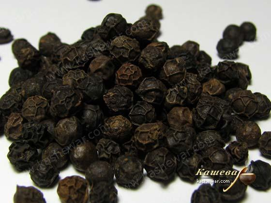 Black pepper – spice