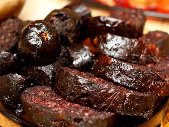 Blood sausage – recipe ingredient