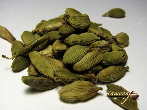 Cardamom – recipe ingredient