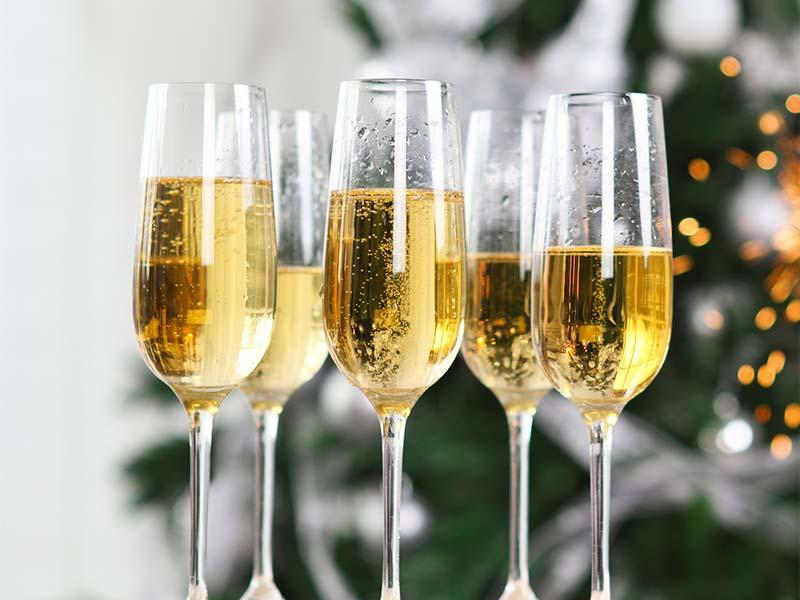 Champagne – recipe ingredient