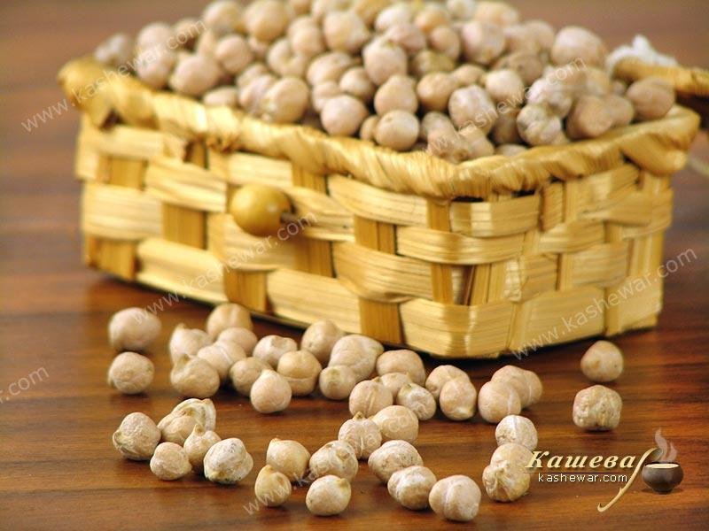 Chickpeas – recipe ingredient
