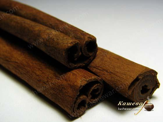 Cinnamon – recipe ingredient