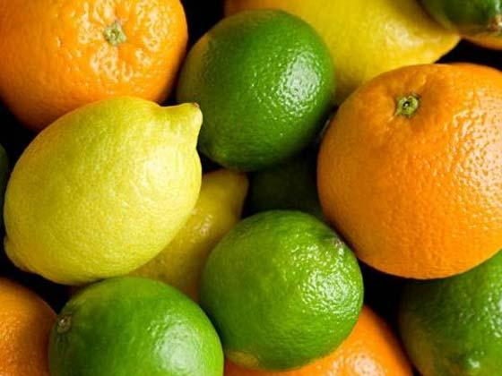 Citrus – recipe ingredient