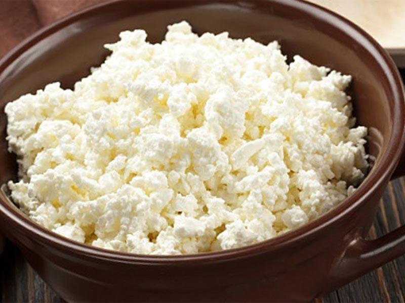 Cottage cheese – recipe ingredient