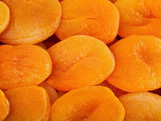 Dried apricots – recipe ingredient