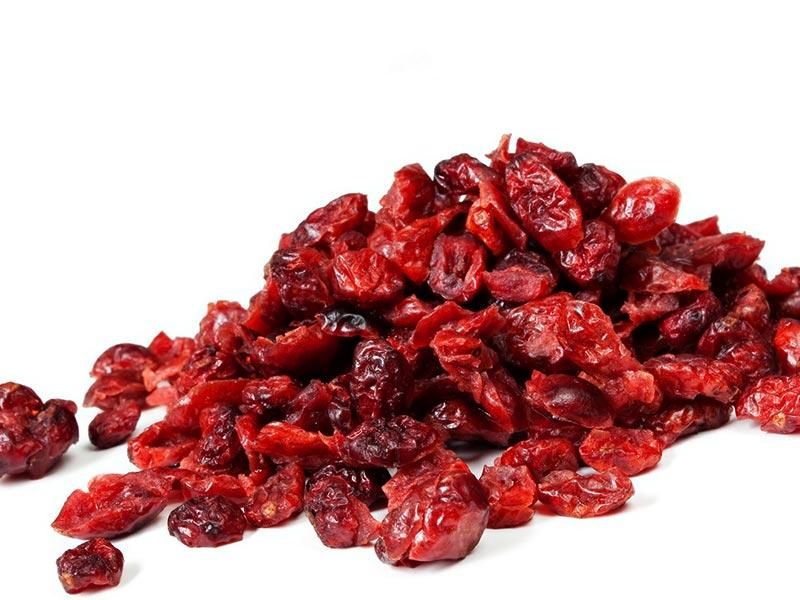 Dried cranberries – recipe ingredient
