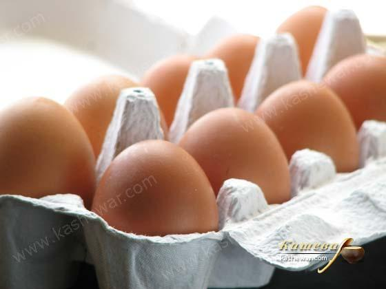 Eggs – recipe Ingredient