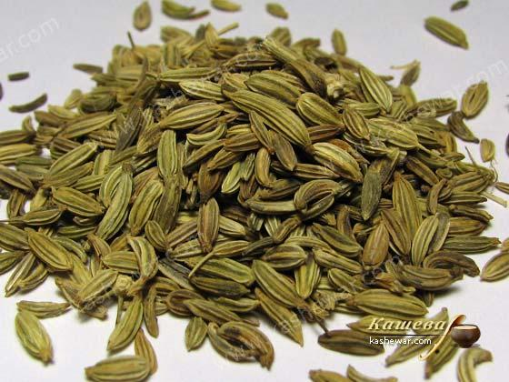 Fennel seeds – spice