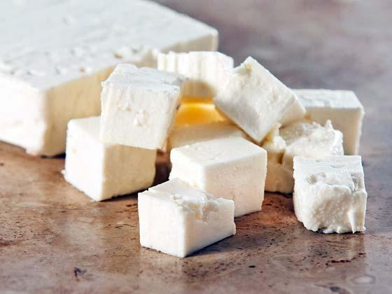 Feta cheese – recipe ingredient