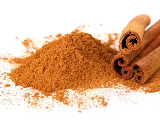 Ground cinnamon – recipe ingredient