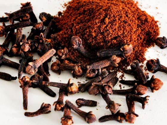 Ground cloves – recipe ingredient