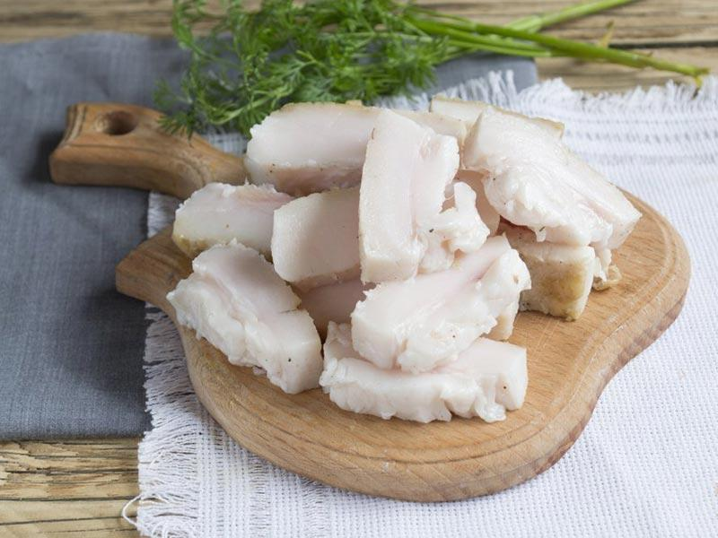 Lard – recipe ingredient