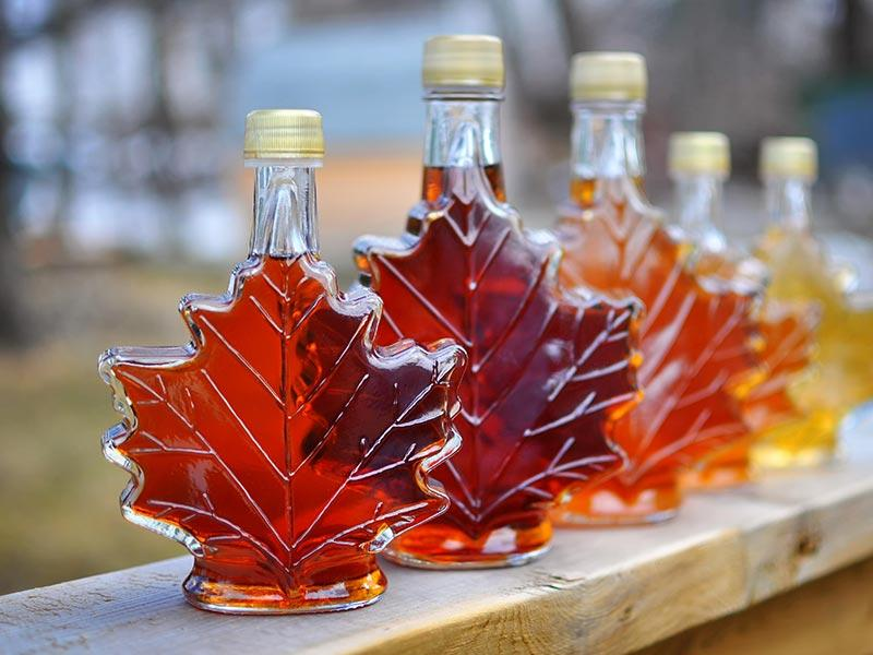 Maple syrup – recipe ingredient