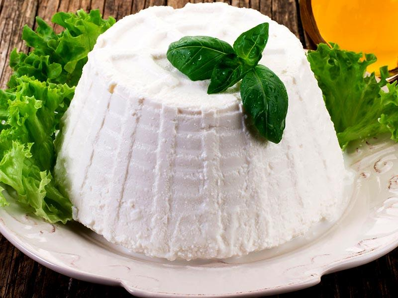 Ricotta cheese – recipe ingredient