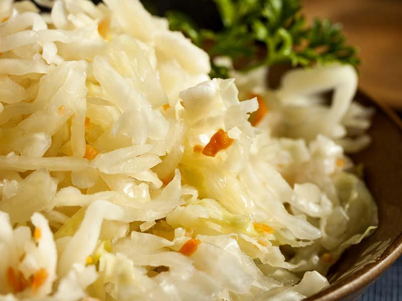 Sauerkraut – recipe ingredient