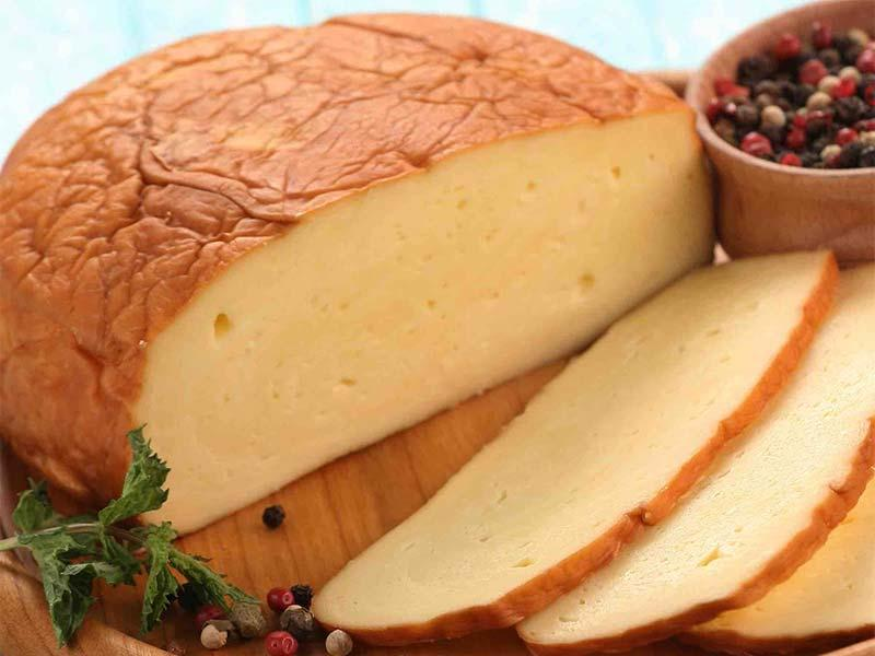 Smoked processed cheese – recipe ingredient