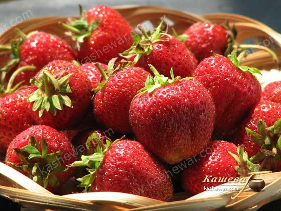 Strawberries – recipe ingredient