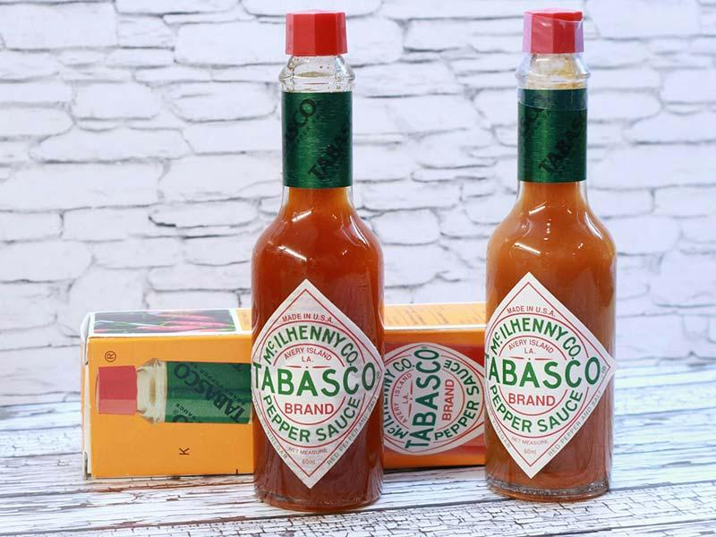 Tabasco sauce – recipe ingredient
