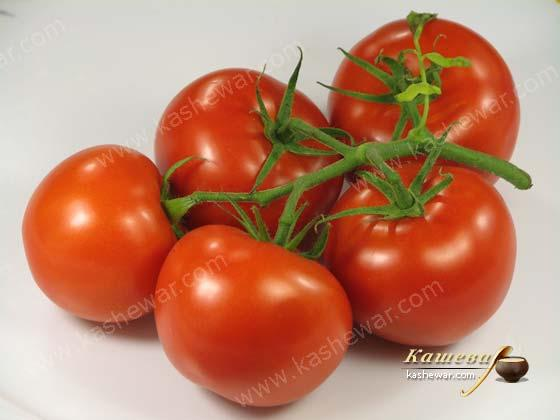 Tomatoes – recipe ingredient