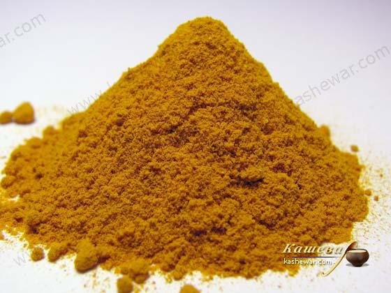 Turmeric – recipe ingredient