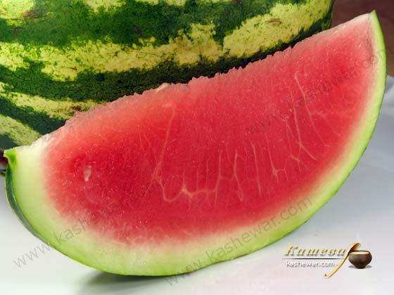 Watermelon – recipe ingredient