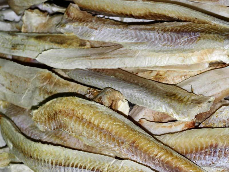 White fish – recipe ingredient