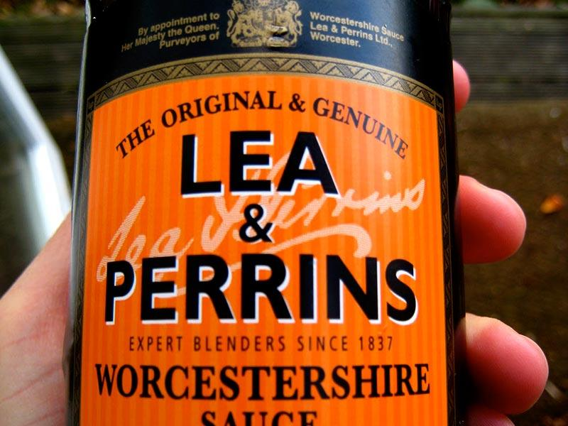 Worcestershire sauce – recipe ingredient