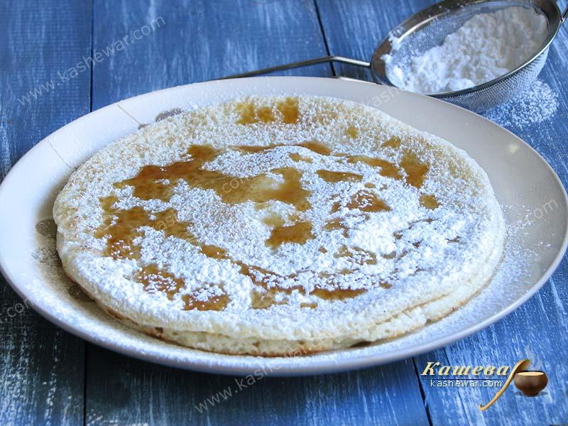 Semolina pancakes (Bagrir) – recipe with photo, Moroccan cuisine