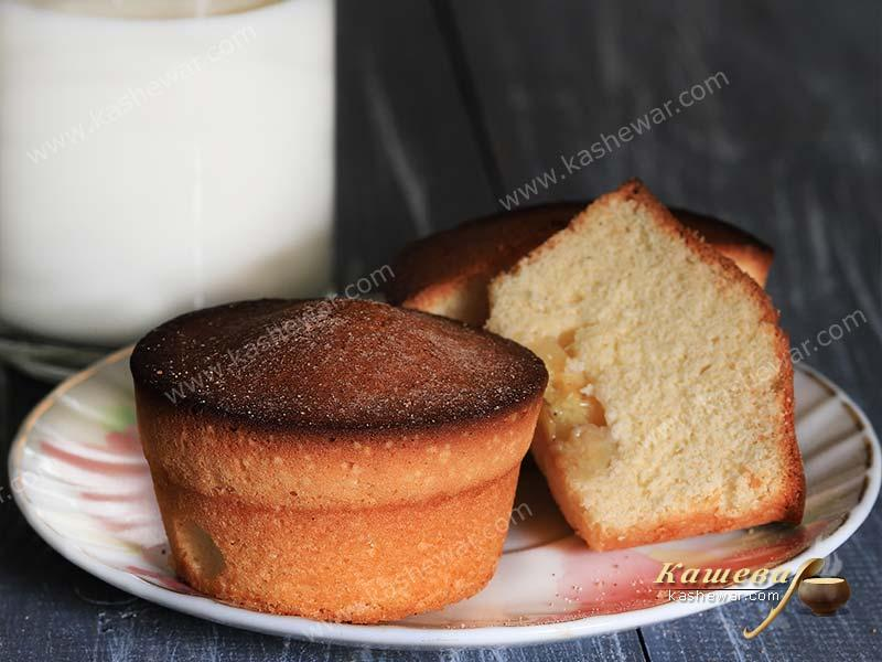 Bananas baked in a biscuit – recipe with photo, Spanish cuisine
