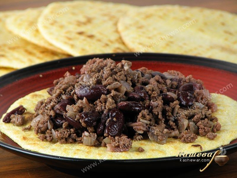 Chile con carne – recipe with photo, Mexican dish