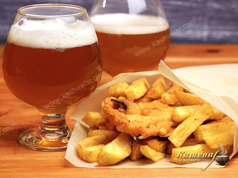 Fish and Chips – recipe with photo, British cuisine