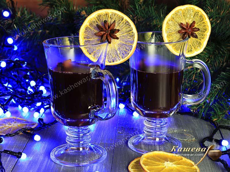 Mulled wine (Glühwein) – recipe with photo, German cuisine
