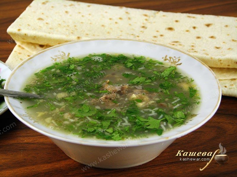 Khash – recipe with photo, Armenian cuisine