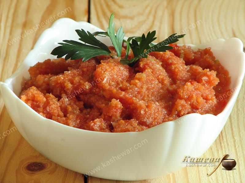 Carrot and zucchini caviar – recipe with photo, dishes for raw foodists