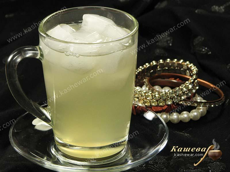 Ginger lemon ale - recipe with photo, Indian cuisine
