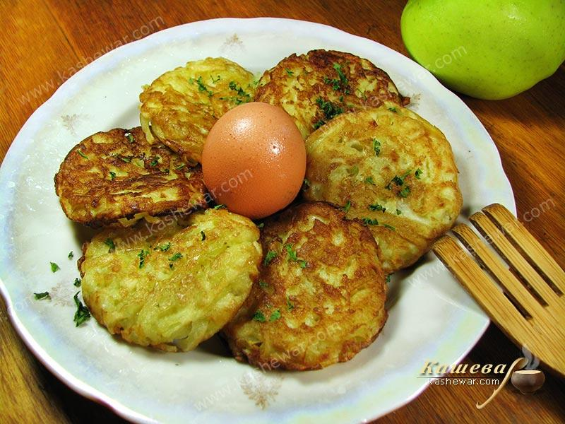 Potato latkes – recipe with photos, Jewish cuisine