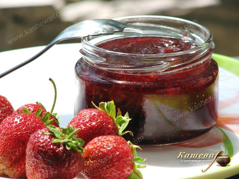 Strawberry jam – recipe with photo, food preservation