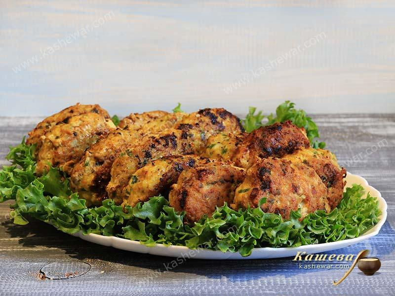 Turkey cutlets – recipe with photo