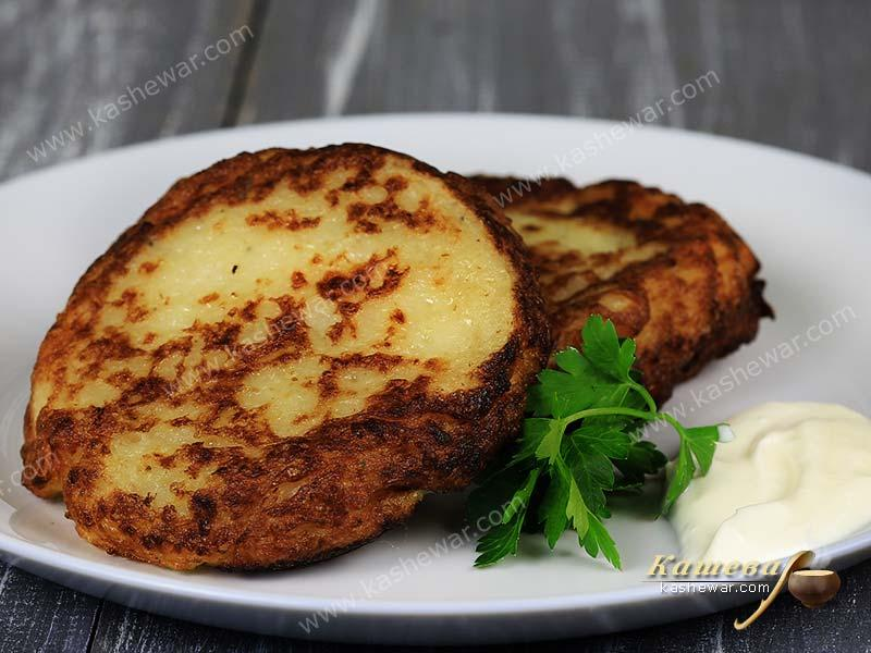 White Cabbage Cutlets – recipe with photo, Jewish cuisine