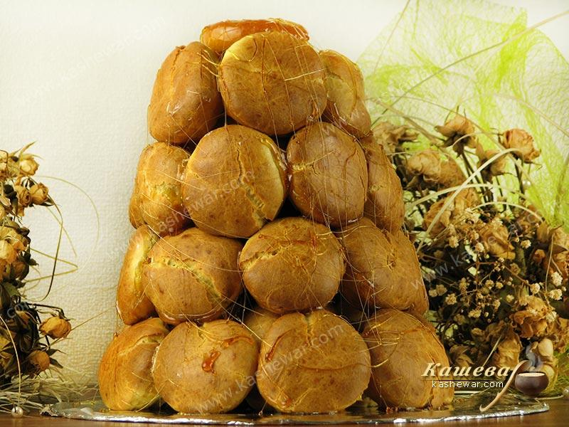 Croquembouche – recipe with photos, french cuisine