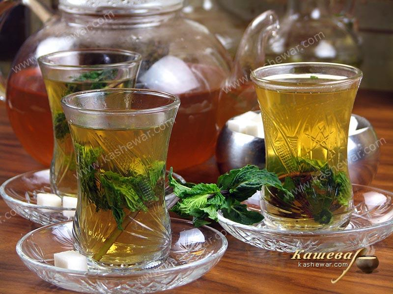 Moroccan tea – recipe with photo, Moroccan cuisine