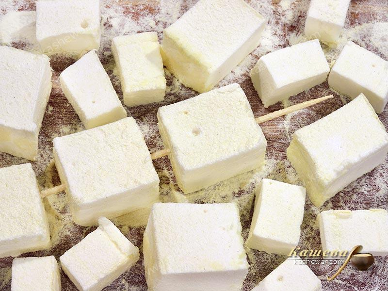 Marshmallow – recipe with photo, American cuisine