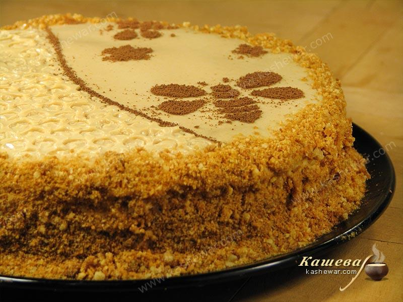 Russian honey cake – recipe with photo, Russian cuisine