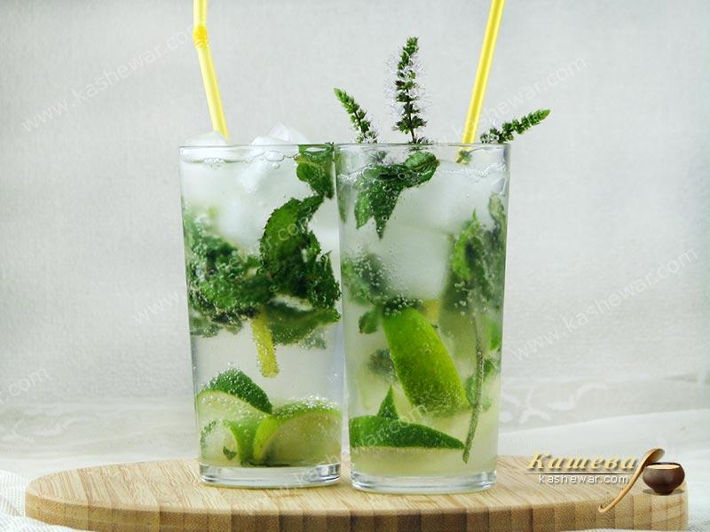 Virgin Mojito – recipe with photo, drinks