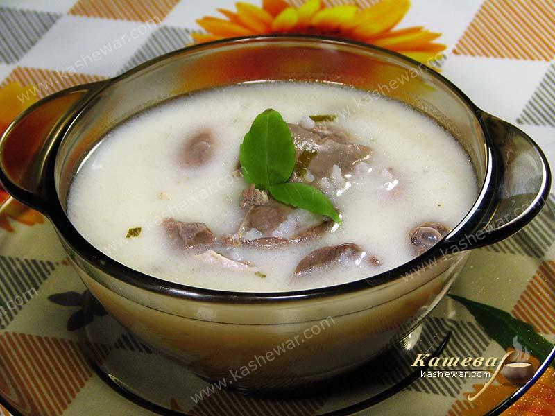 Easter chicken soup – recipe with photo, Bulgarian cuisine