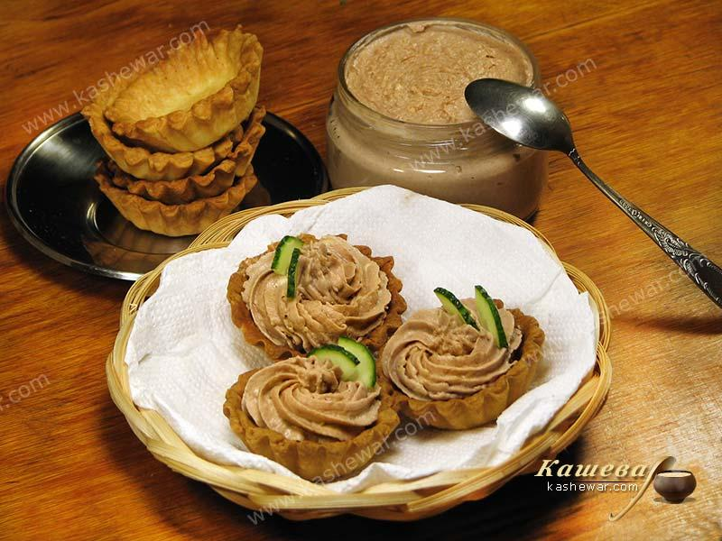 Liver paste – recipe with photo, Italian cuisine