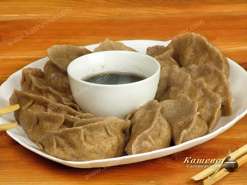Beijing Pork and Vegetable Dumplings (Shui Jiao)