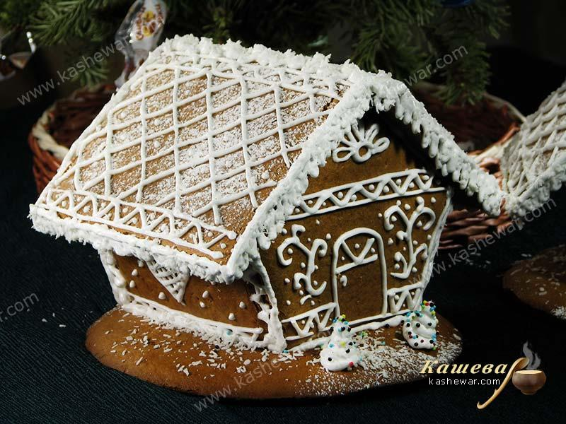 Swedish gingerbread house – recipe with photo, Swedish cuisine