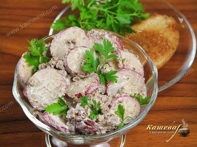 Soroca salad – recipe with photo, Moldavian cuisine